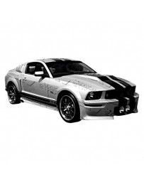 VIS Racing 2005-2009 Ford Mustang 2Dr Extreme Full Kit