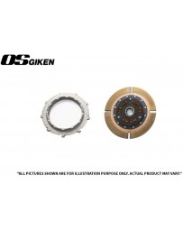 OS Giken STR Single Plate Clutch for Lotus Elise - Overhaul Kit A