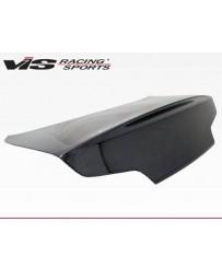 VIS Racing Carbon Fiber Trunk K2 Style for Infiniti G 35 2DR 03-07