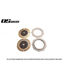 OS Giken TS Twin Plate Clutch for Mazda NA/NB Miata - Overhaul Kit B