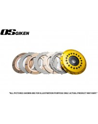 OS Giken R Triple Plate Clutch for Mazda RX-7(All)/RX-8 - Overhaul Kit B