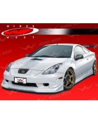 VIS Racing 2000-2002 Toyota Celica 2Dr Jpc Full Kit Polyurethane