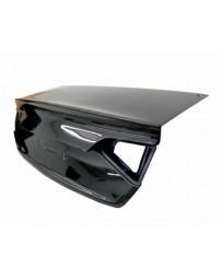 VIS Racing Carbon Fiber Trunk OEM Style for Audi A4 4DR 09-12