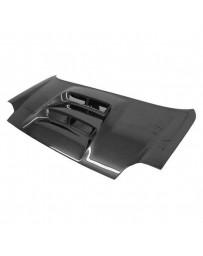VIS Racing Carbon Fiber Trunk V LINE Style for Toyota MRS 2DR 00-05