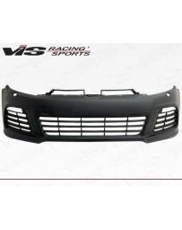 VIS Racing 2010-2014 Volkswagen MK6 Golf R32 Front Bumper