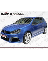 VIS Racing 2010-2014 Volkswagen MK6 Golf R32 Side Skirts