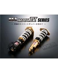 350z HKS Hipermax IV 4 GT Coilover Kit