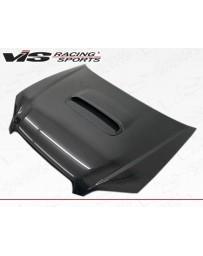 VIS Racing Carbon Fiber Hood STI Style for Subaru Legacy 4DR 05-09