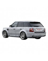 VIS Racing 2006-2009 Range Rover Sports Astek Rear Lower Add-On Lip
