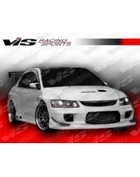 VIS Racing 2003-2007 Mitsubishi Evo 8/9 4Dr Wings Full Kit