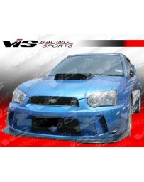 VIS Racing 2004-2005 Subaru Wrx 4Dr Z Sport Full Kit