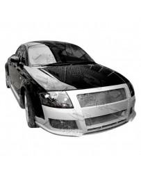 VIS Racing 2000-2006 Audi Tt 2Dr Euro Tech Full Kit