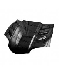 VIS Racing Carbon Fiber Hood AMS Style for Pontiac Firebird 2DR 98-02