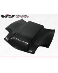 VIS Racing Carbon Fiber Hood Cowl Induction Style for Chevrolet Corvette 2DR 97-04