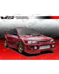 VIS Racing 1993-2001 Subaru Impreza 4Dr Viper Widebody 8 Pieces Full Kit