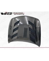 VIS Racing Carbon Fiber Hood AMS Style for Infiniti G35 4DR 03-04