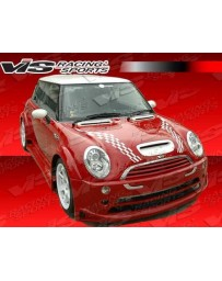 VIS Racing 2002-2006 Bmw Mini Cooper S 2Dr Z Max Full Kit