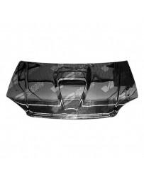 VIS Racing Carbon Fiber Hood Invader 2 Style for Pontiac G5 2DR & 4DR 07-09