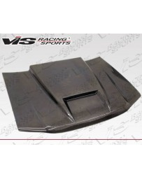 VIS Racing 1982-1993 Chevrolet S10 Carbon Fiber Ram Air Hood