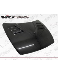 VIS Racing Carbon Fiber Hood V-Speed Style for Mazda RX8 2DR 2004-2012