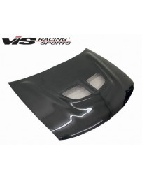 VIS Racing Carbon Fiber Hood EVO Style for Dodge Avenger 2DR 95-99