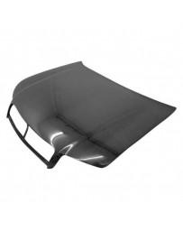 VIS Racing Carbon Fiber Hood OEM Style for AUDI A4 4DR 02-05