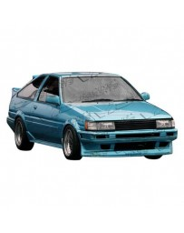 VIS Racing 1984-1987 Toyota Corolla Hb Monster Full Kit