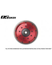 OS Giken STR Twin Plate Clutch for Toyota FA20A GT86 - Clutch Kit