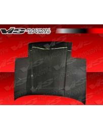 VIS Racing Carbon Fiber Hood OEM Style for Toyota MR2 2DR 85-89