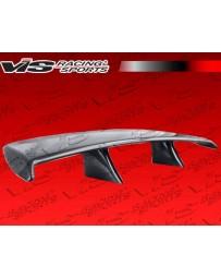 VIS Racing Carbon Fiber Spoiler GNX Style for Hyundai Genesis 2DR 10-16