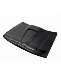 VIS Racing Carbon Fiber Hood SS Style for Toyota Tacoma 2DR 95-00