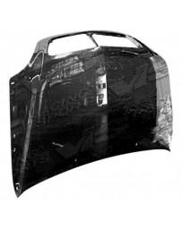 VIS Racing Carbon Fiber Hood OEM Style for Lexus RX300 4DR 99-03