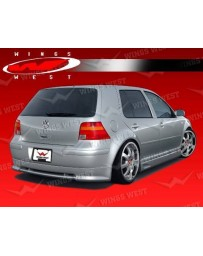 VIS Racing 1999-2005 Volkswagen Golf 4 Euro Spec 2Dr/4Dr Jpc Type B Full Kit Polyurethane