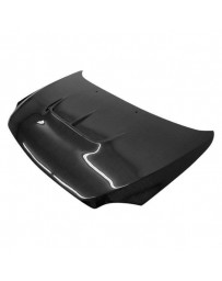 VIS Racing Carbon Fiber Hood Zyclone Style for Scion TC 2DR 05-10