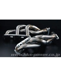 350z DE HKS Stainless Steel Exhaust Manifold Headers