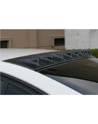 ChargeSpeed Bottom Line FRP Roof Fin (Japanese FRP) BMW E90 3-Series 05-08