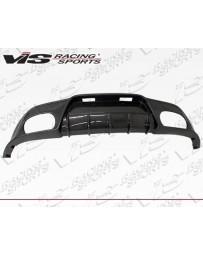 VIS Racing 2010-2016 Hyundai Genesis Coupe Vip Carbon Fiber Rear Diffuser