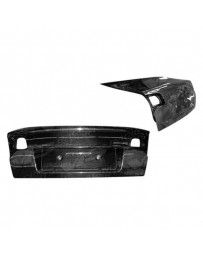 VIS Racing Carbon Fiber Trunk OEM Style for Mazda Protege 4DR 01-04