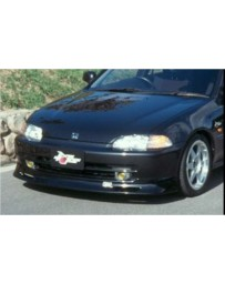 ChargeSpeed Front Spoiler (Japanese FRP) Honda Civic EG 4dr 92-95