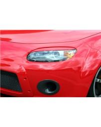 ChargeSpeed Eye Lids Carbon (Japanese CFRP) Mazda Miata 06-10