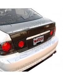 VIS Racing Carbon Fiber Trunk OEM Style for Lexus IS300 4DR 00-05