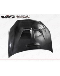 VIS Racing Carbon Fiber Hood JS Style for Acura RSX 2DR 02-06