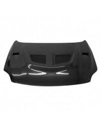 VIS Racing Carbon Fiber Hood EVO Style for Scion TC 2DR 05-10