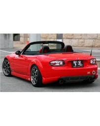 ChargeSpeed Full Lip Kit (Japanese FRP) Mazda Miata 06-10