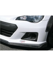 ChargeSpeed Carbon Brake Ducts Carbon (Japanese CFRP) Subaru BR-Z ZC-6 13-16