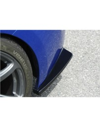 ChargeSpeed Bottom Lines FRP Rear Caps (Japanese FRP) Pair Subaru BRZ / Scion FR-S 13-18
