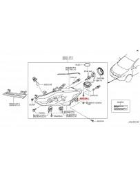 350z Nissan OEM Control Module Bolt
