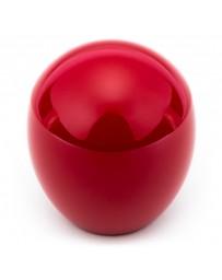 Raceseng Slammer - Big Bore - Red Gloss - No Engraving - M12x1.25mm Adapter