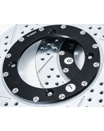 Agency Power Replacement Brake Rotor Hat Can-Am X3 Big Brake Kit