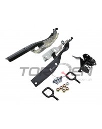 370z Nissan OEM Pedestrian Protection Pop-Up Engine Hood Hinge Delete Kit